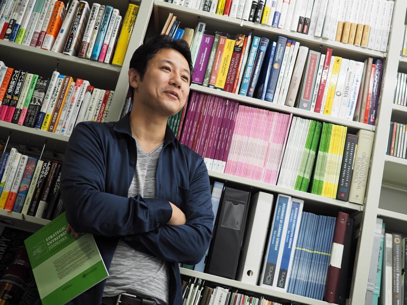 早稲田大学ビジネススクール 入山章栄准教授